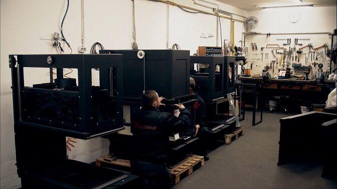 Technical Kandalló gyártás
