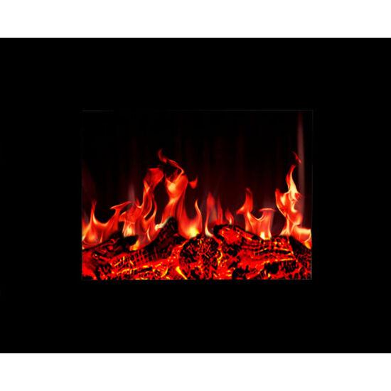 Silum elektromos tűztér