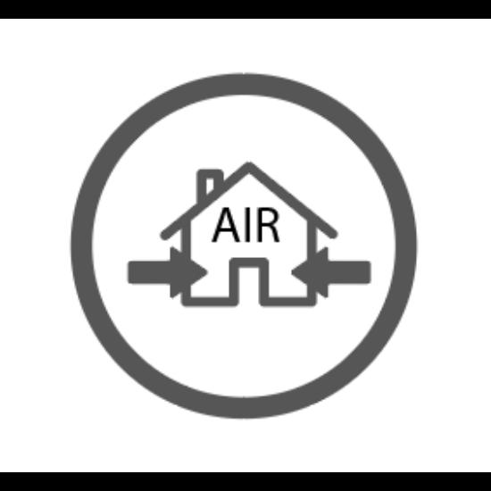 PanTech 110 Classic  - külső levegő opció