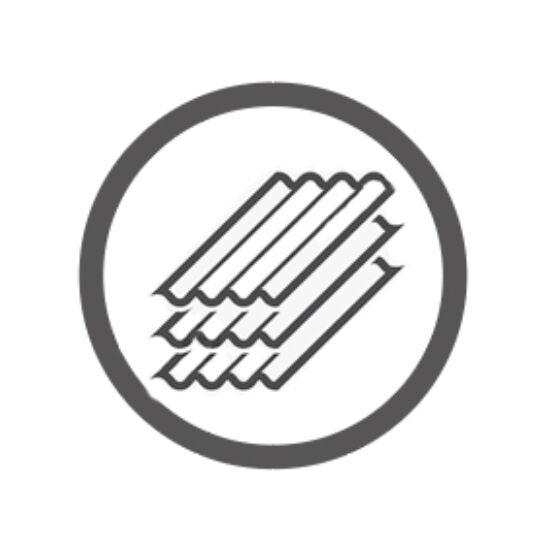 Panaqua 20 kW Tunnel- vermikulit bélés
